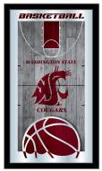 Washington State Cougars Basketball Mirror