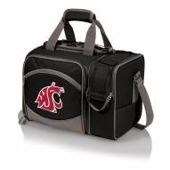Washington State Cougars Black Malibu Picnic Pack