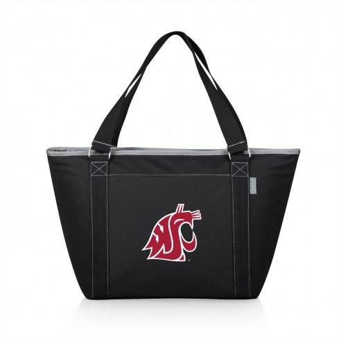 Washington State Cougars Black Topanga Cooler Tote