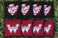 Washington State Cougars College Vault Cornhole Bag Set