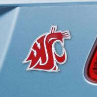 Washington State Cougars Color Car Emblem
