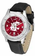 Washington State Cougars Competitor AnoChrome Men's Watch
