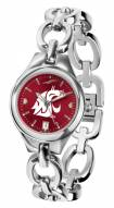 Washington State Cougars Eclipse AnoChrome Women's Watch