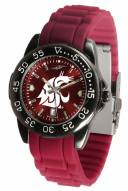 Washington State Cougars Fantom Sport Silicone Men's Watch