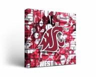 Washington State Cougars Fight Song Canvas Wall Art