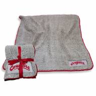 Washington State Cougars Frosty Fleece Blanket