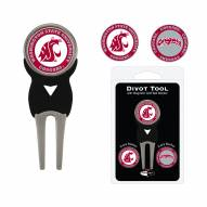 Washington State Cougars Golf Divot Tool Pack