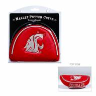 Washington State Cougars Golf Mallet Putter Cover