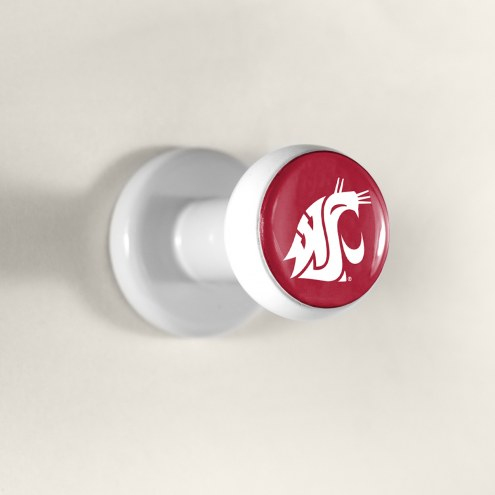 Washington State Cougars Hat Pegz