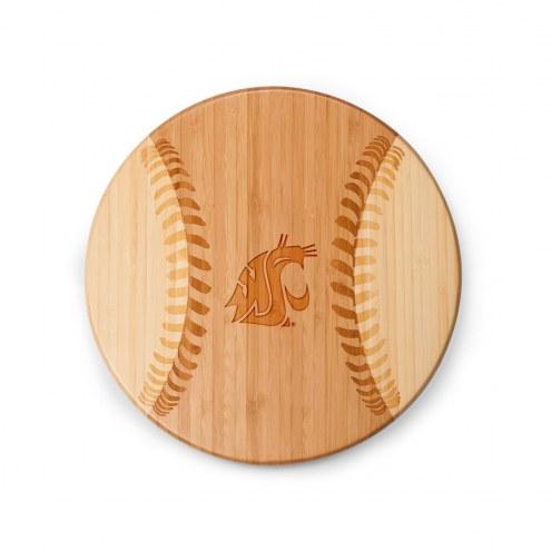 Washington State Cougars Homerun Cutting Board