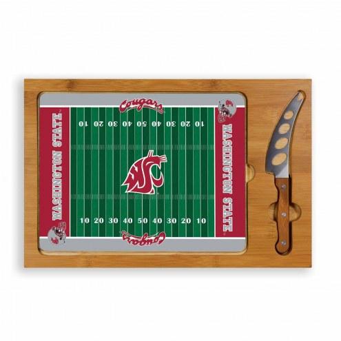 Washington State Cougars Icon Cutting Board