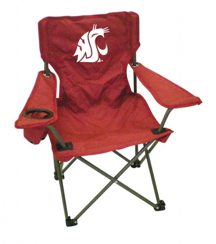 Washington State Cougars Kids Tailgating Chair