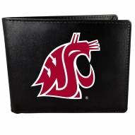 Washington State Cougars Large Logo Bi-fold Wallet