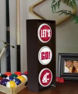 Washington State Cougars Let's Go Light