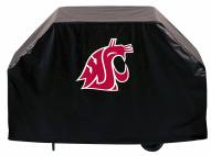 Washington State Cougars Logo Grill Cover
