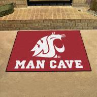 Washington State Cougars Man Cave All-Star Rug
