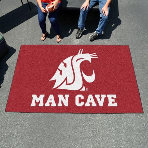 Washington State Cougars Man Cave Ulti-Mat Rug