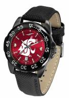 Washington State Cougars Men's Fantom Bandit AnoChrome Watch