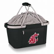 Washington State Cougars Metro Picnic Basket