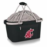 Washington State Cougars Metro Picnic Basket