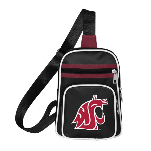 Washington State Cougars Mini Cross Sling Bag