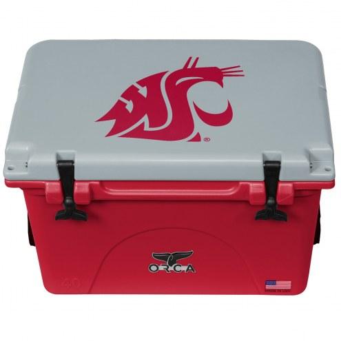 Washington State Cougars ORCA 40 Quart Cooler