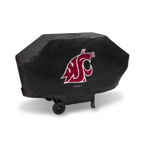 Washington State Cougars Padded Grill Cover