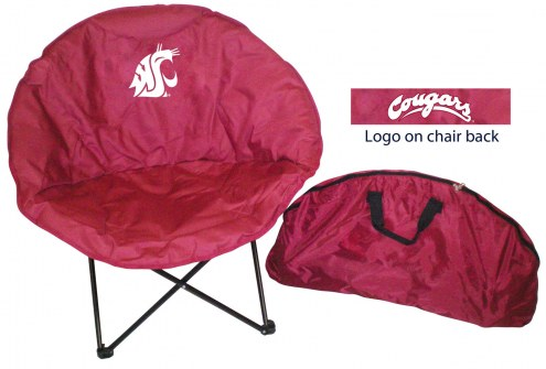 Washington State Cougars Rivalry Round Chair