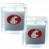 Washington State Cougars Scented Candle Set