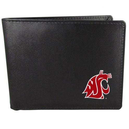 Washington State Cougars Bi-fold Wallet