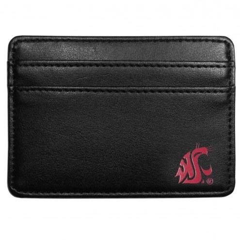 Washington State Cougars Weekend Wallet