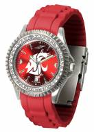 Washington State Cougars Sparkle Women's Watch