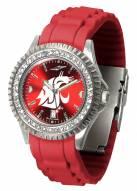 Washington State Cougars Sparkle Women's Watch