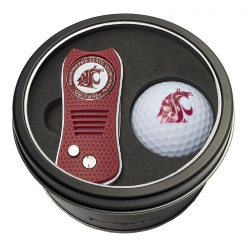 Washington State Cougars Switchfix Golf Divot Tool & Ball