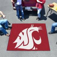 Washington State Cougars Tailgate Mat