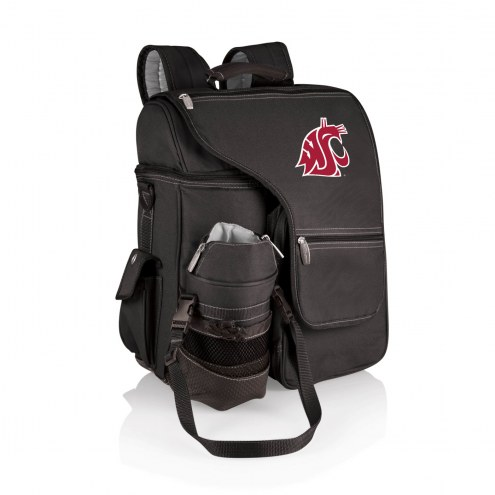 Washington State Cougars Turismo Insulated Backpack