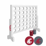 Washington State Cougars Victory Connect 4