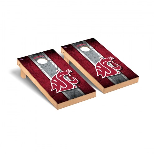 Washington State Cougars Vintage Cornhole Game Set