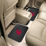 Washington State Cougars Vinyl 2-Piece Rear Floor Mats