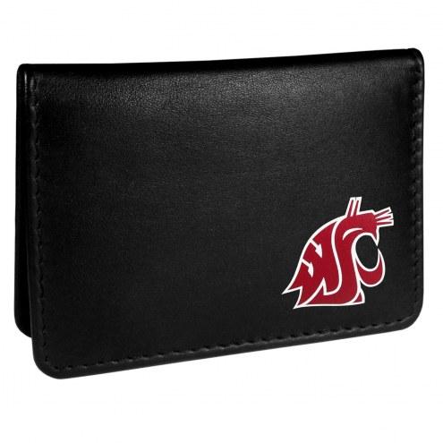 Washington State Cougars Weekend Bi-fold Wallet