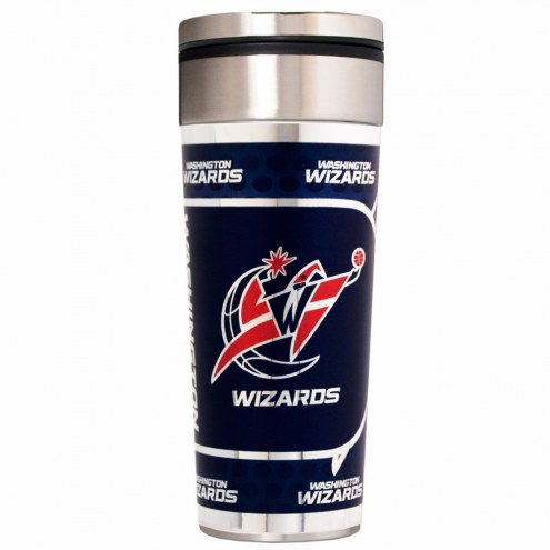 Washington Wizards 22 oz. Hi Def Travel Tumbler