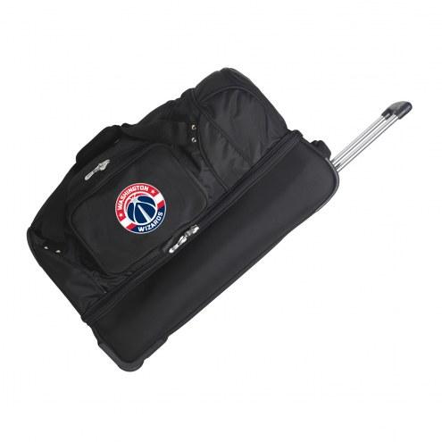 "Washington Wizards 27"" Drop Bottom Wheeled Duffle Bag"
