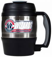 Washington Wizards 52 oz. Stainless Steel Travel Mug