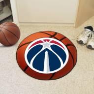 Washington Wizards Basketball Mat