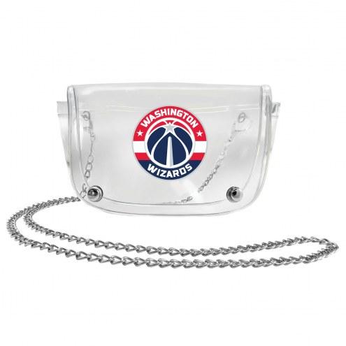 Washington Wizards Clear Waistpack
