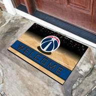 Washington Wizards Crumb Rubber Door Mat