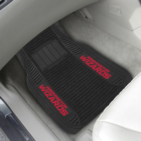 Washington Wizards Deluxe Car Floor Mat Set