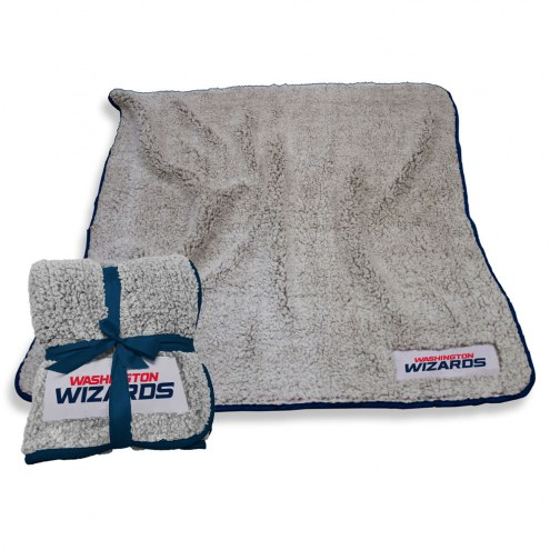 Washington Wizards Frosty Fleece Blanket