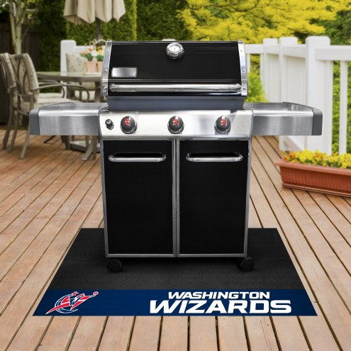 Washington Wizards Grill Mat