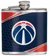 Washington Wizards Hi-Def Stainless Steel Flask